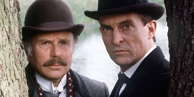 Sherlock Holmes and John Watson: let's take a look at the facts