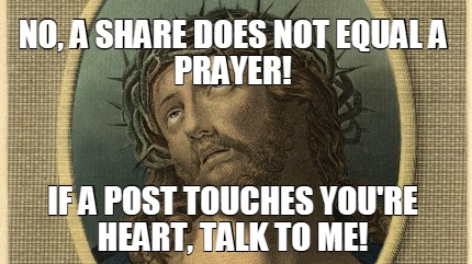 shareprayer